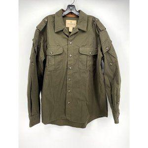 Boddington Poplin Safari Shirt XL